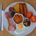 Full cooked Breakfast